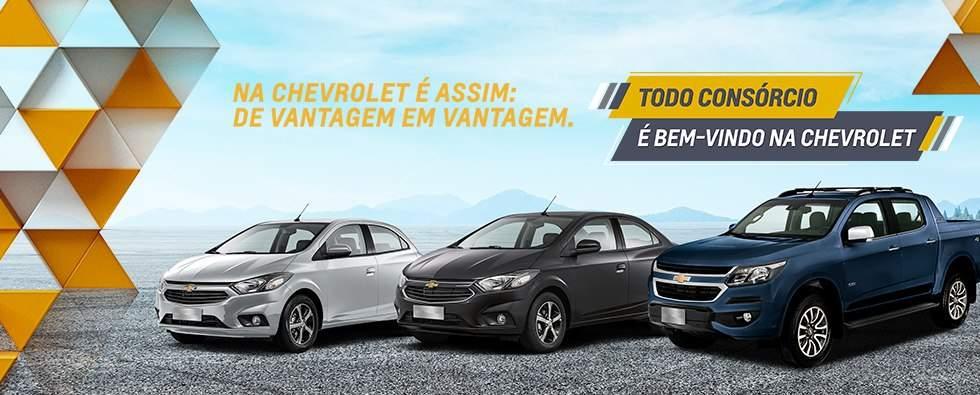 Comprar carro novo ou trocar seminovo consórcio de carros concessionária Chevrolet Absoluta