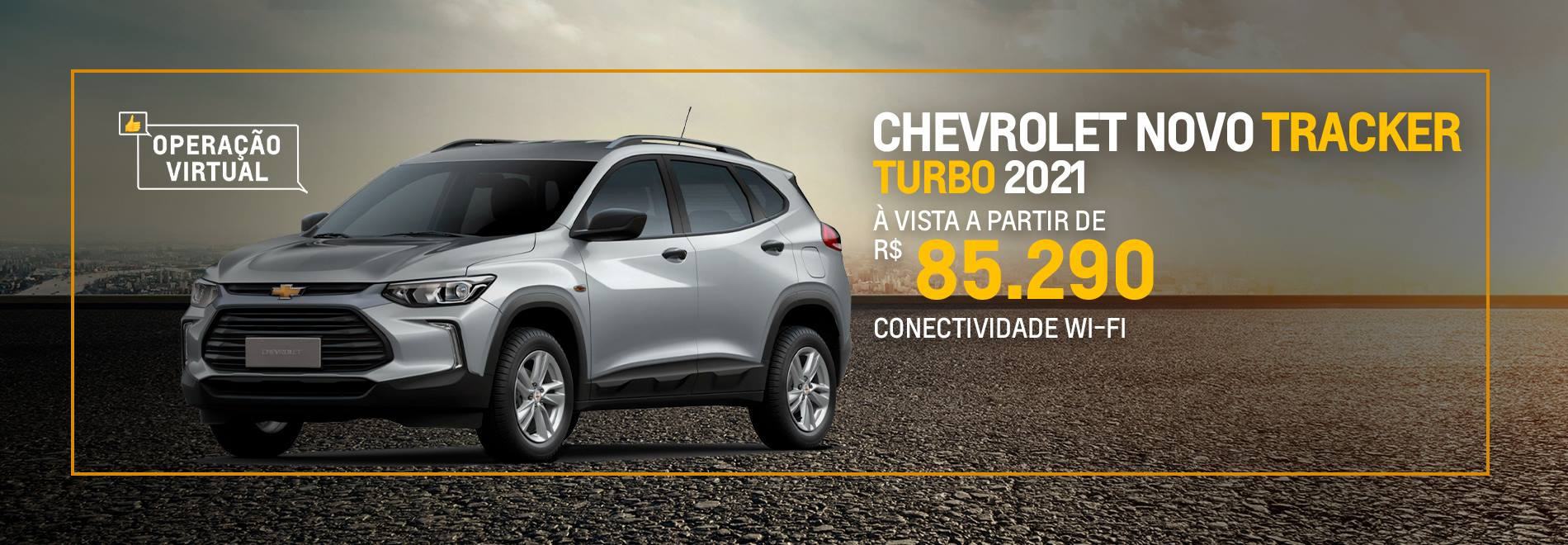 Novo Tracker Turbo 2021