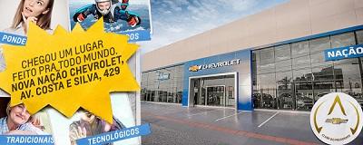 Nova Loja Nação Chevrolet