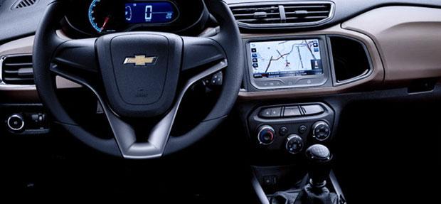 Comprar acessórios para carros na concessionária Chevrolet Fácil