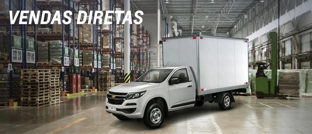 Vendas Diretas Chevrolet