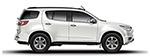 Chevrolet Trailblazer SUV - FOLLOW NO ONE