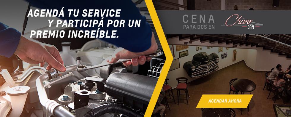 Service Chevrolet en Deliauto