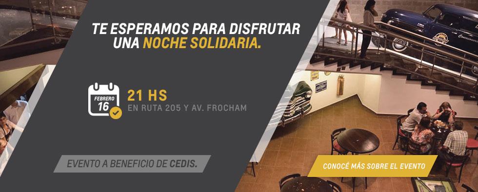 Evento musical a beneficio del CEDIS en Museo del Automóvil Delia