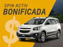 Oferta en Chevrolet Spin Activ 2018 de Delía