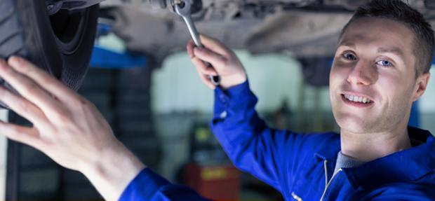 Serviços revisão manutenção reparo veículos concessionária Chevrolet Carazinho