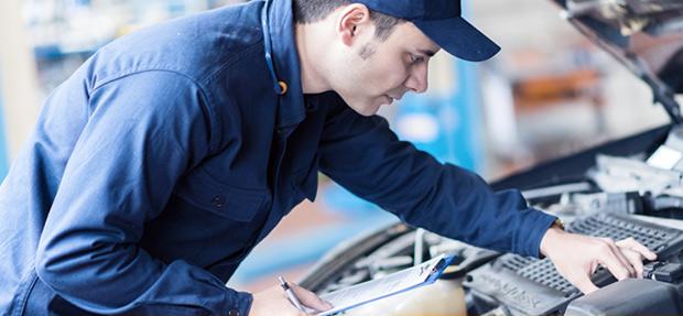 Serviços revisão manutenção reparo de veículos concessionária Chevrolet Brozauto