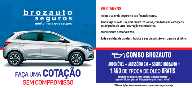 Seguro auto, seguro residencial, seguro de vida - Brozauto Corretora.