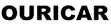 Logo concessionária Chevrolet Ouricar