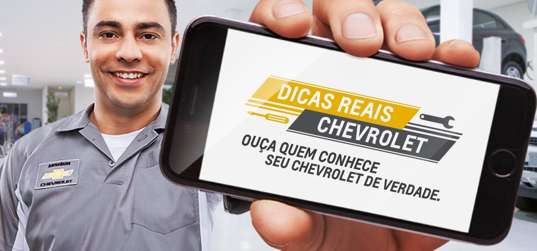 Serviços de manutenção e reparo para revisão de carros na concessionária Chevrolet Ouricar