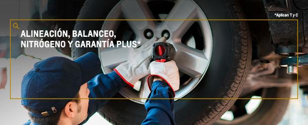 Chevrolet Casa restrepo - Caldas Manizales - mantenimiento - llantas y neumáticos nuevos