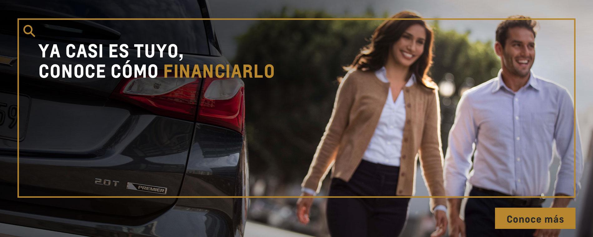 Casa Restrepo Chevrolet - GM Financial
