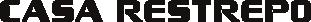 Logo Casa Restrepo