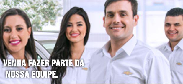 Vagas de emprego concessionária Chevrolet Tigrão