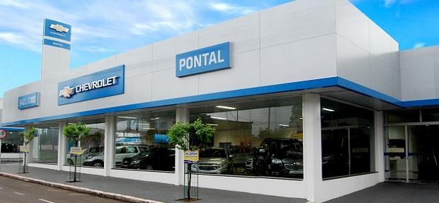 Fachada concessionária Chevrolet Paranavaí