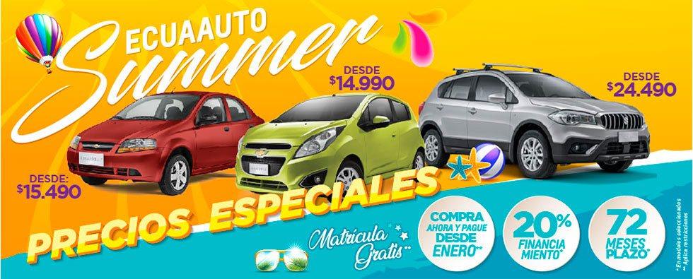 EcuaAuto Summer