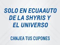 Cupones Shyris