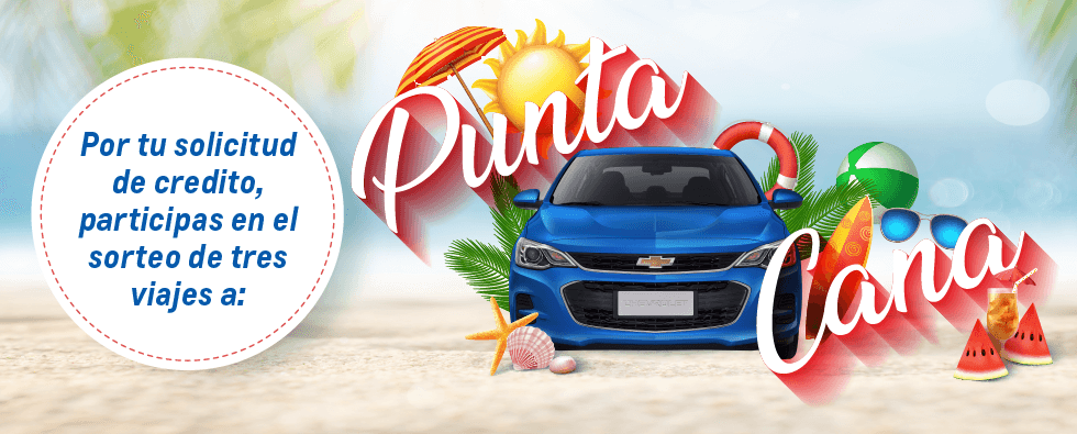 Gana un viaje a Punta Cana