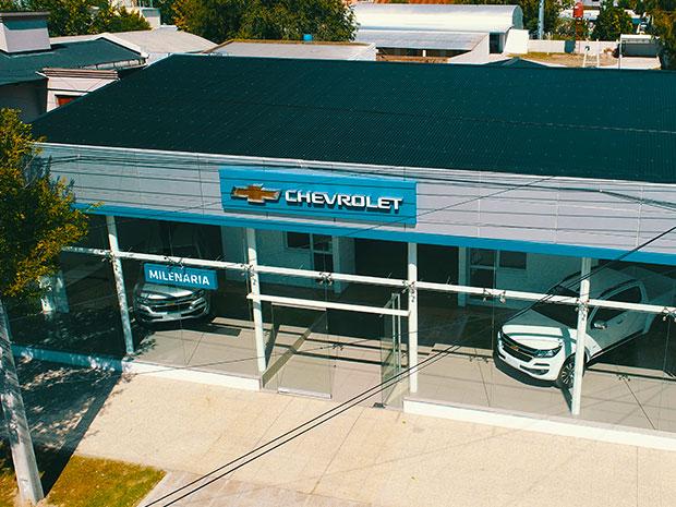 Milenaria Concesionario Oficial Chevrolet en General Villegas