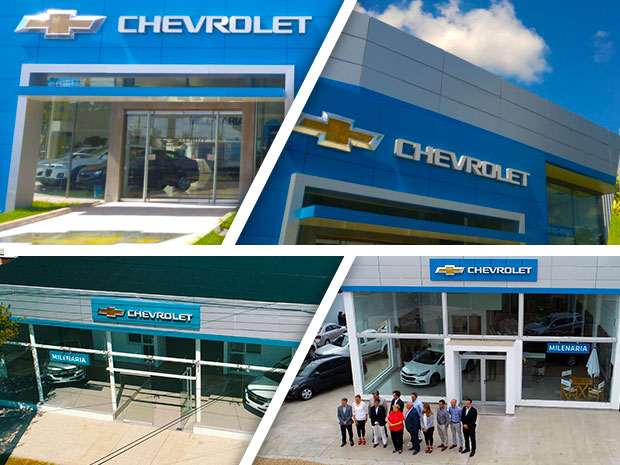 Milenaria Concesionario Oficial Chevrolet