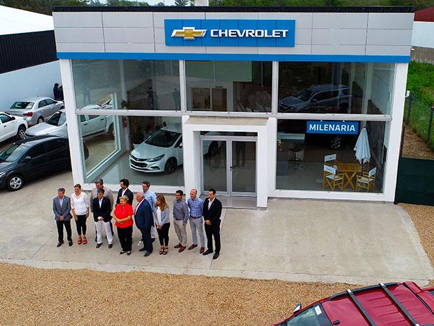 Milenaria Concesionario Oficial Chevrolet en Lincoln