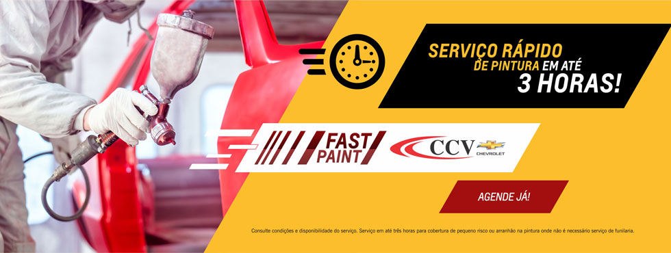 Fast Paint CCV