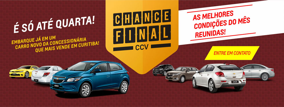 Chance Final Agosto