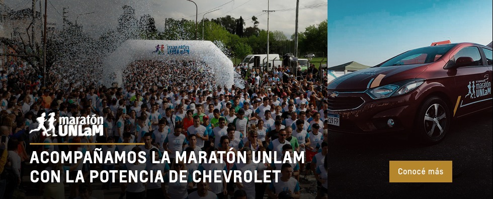 Chevrolet Araucar en Maratón UNLAM