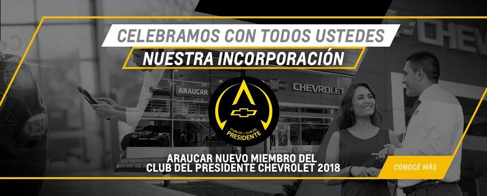 Club del presidente Araucar Motors