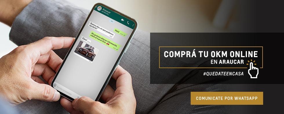 Contacto online en concesionario oficial Chevrolet de La Matanza