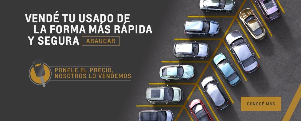 Vender auto usado en Concesionario Oficial Chevrolet en San Justo, La Matanza