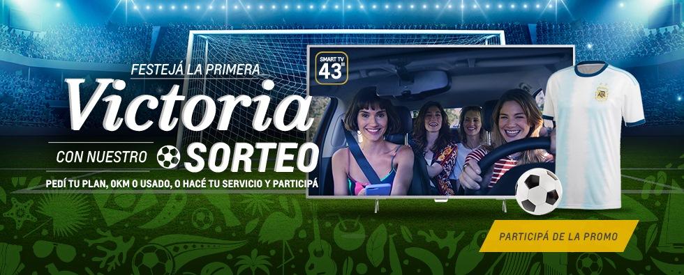 Sorteo Copa Amércia en Lomas del Mirador y San Justo
