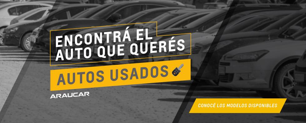 Usados en Araucar Motors