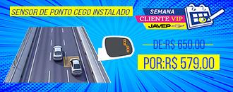 sensor ponto cego 330x130