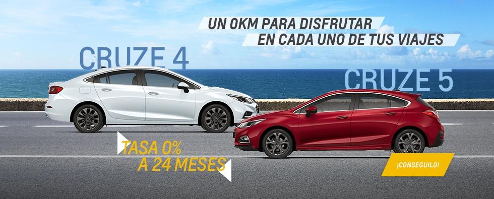 Oferta e Chevrolet Cruze de Yacopini Motors