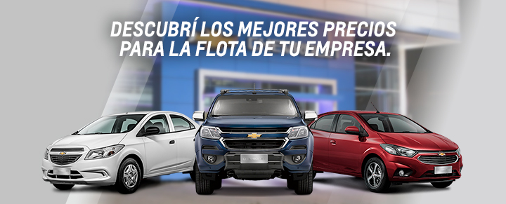Ventas Especiales - Chevrolet Yacopini Motors