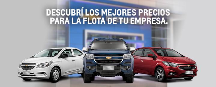 Ventas Corporativas en Concesionario Oficial Chevrolet de Mendoza