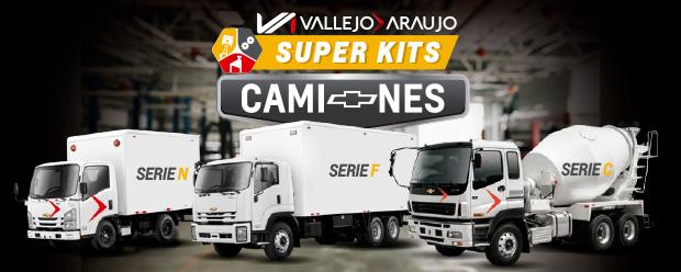SuperKits Camiones Vallejo Araujo