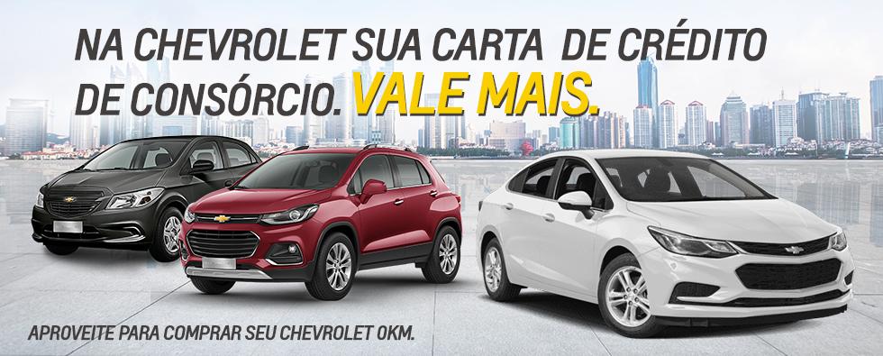 Chevrolet consórcio