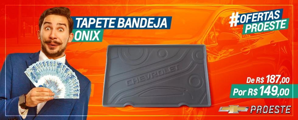 TAPETE BANDEJA ONIX - OFERTAS PROESTE