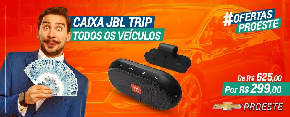 CAIXA JBL TRIP - OFERTAS PROESTE