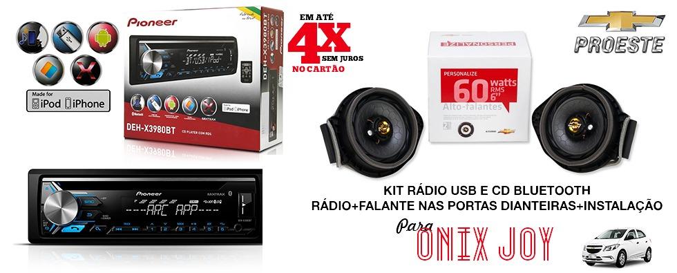 RADIO USB E CD BL 770,00