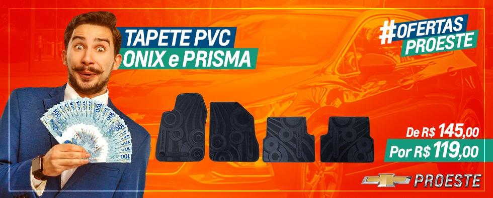 TAPETE PVC ONIX PRISMA