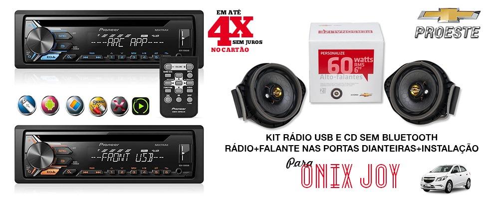 RADIO USB E CD SEM BL 670,00