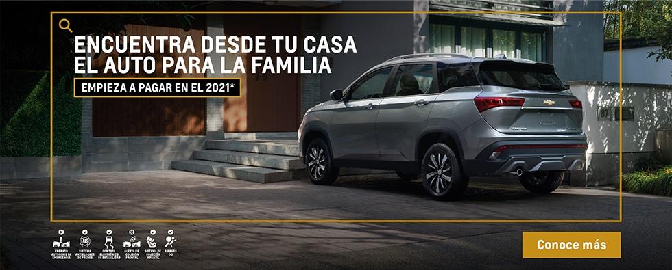 Chevrolet Autolitoral - Desde  Casa