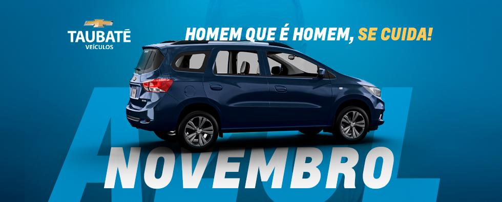 Banner novembro azul