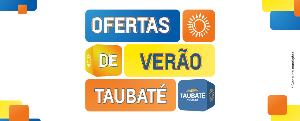 Ofertas de verão Taubaté