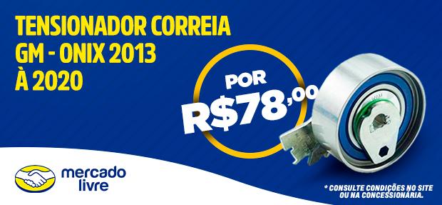 Tensionador Correia Onix