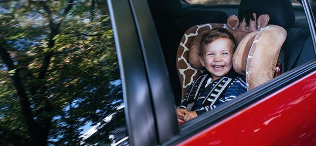 Carro com o Seguro Auto concessionária Chevrolet Metronorte