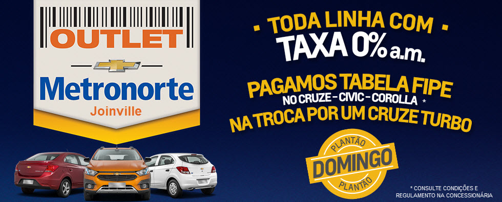 Outlet Metronorte